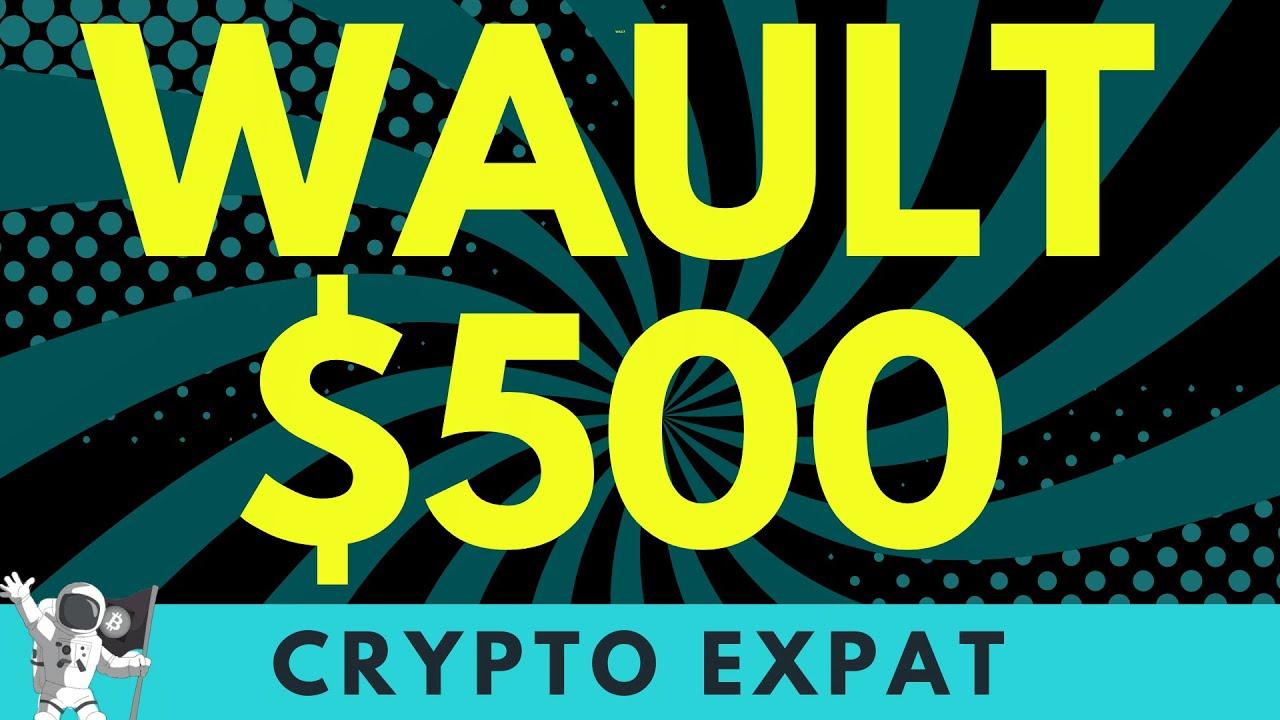 Wault Could Hit $500 in 2021, Updates, WSwap, Wault Exchange, WEX Token