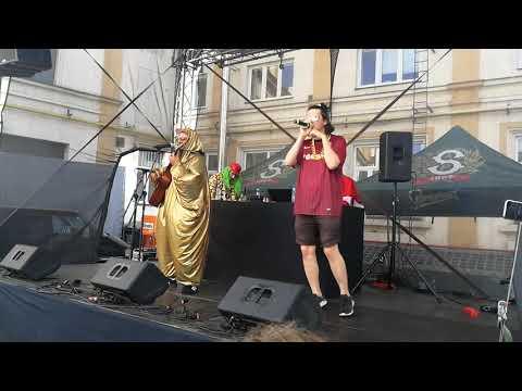Kapitán Demo - Trendsetter (akusticky) - Street Food Rocks 2018