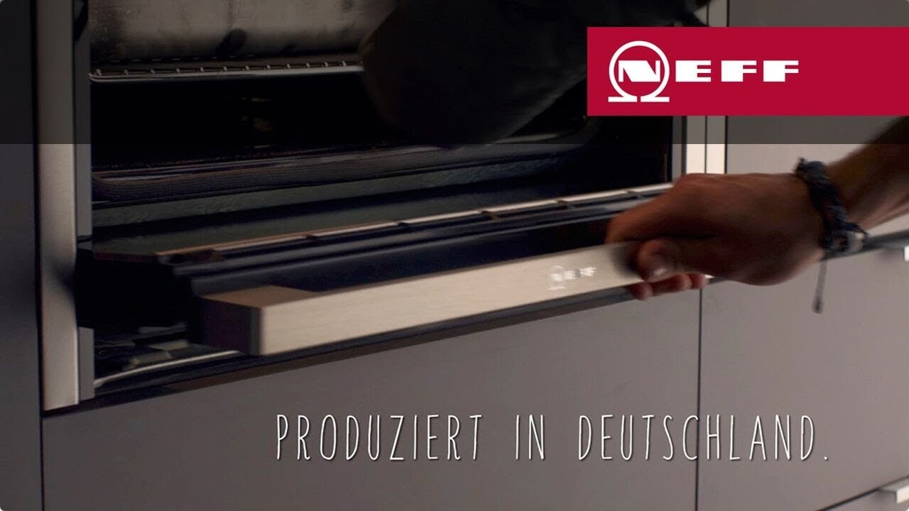 Neff Qualitat Made In Germany Youtube