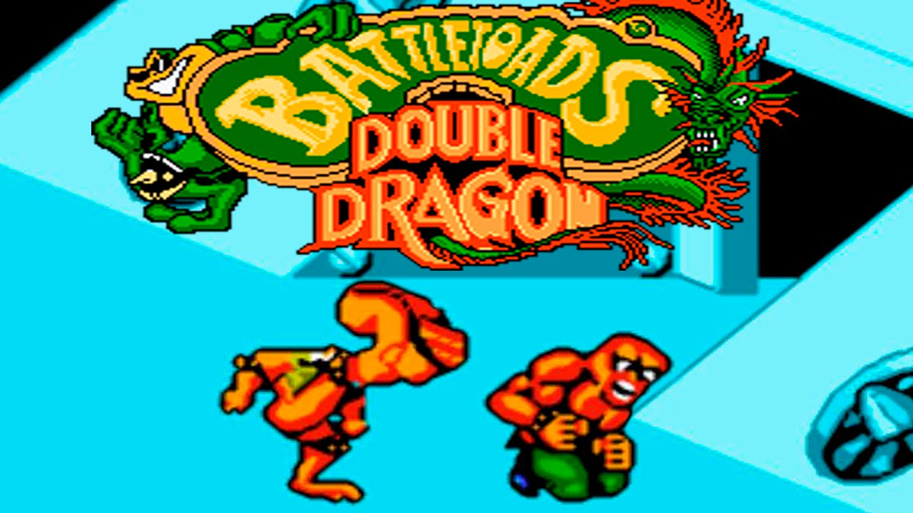 Battletoads And Double Dragon прохождение (NES, Famicom, Dendy)