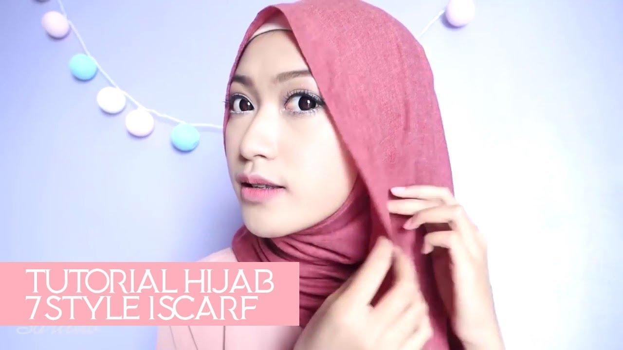 Foto Tutorial Hijab Pashmina Simple Ala Saritiw Modernhijab77