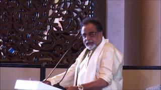 Wonderful Speech by Rebel Star Ambareesh at Kempegowda Utsav , Dubai