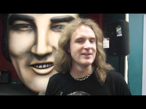 David Ellefson Daddy's Junky Music Shout Out!