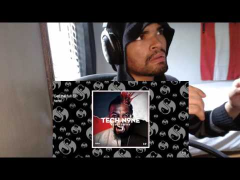 Tech N9ne - Klusterfuk REACTION!!!