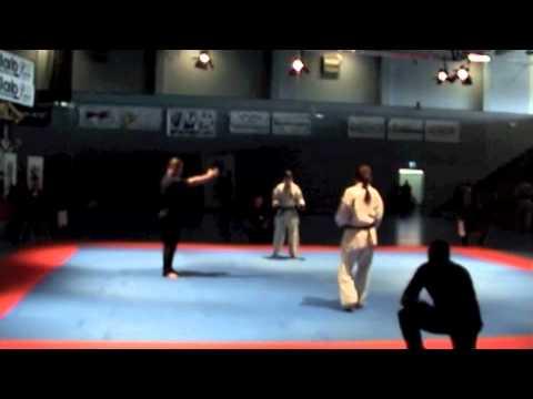 Individuella Riksmästerskapen i Kyokushin Karate Mimershallen Kungälv 2011-05-21