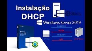 🔴 Como Configurar um Servidor DHCP e Escopo IPv4 | Administrando Windows 2019 cмотреть видео онлайн бесплатно в высоком качестве - HDVIDEO