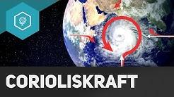 Die Corioliskraft - Wind und Wetter auf der Erde - Klima & Wetter Grundlagen 7