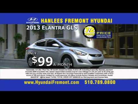 Hanlees Fremont Hyundai Commercial 30 Sec
