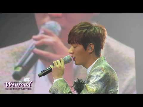 20140118 Lee Min Ho My Everything Tour In Seoul Encore-Painful Love(아픈 사랑)