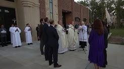 Dedication of St. Angela Merici Catholic Church