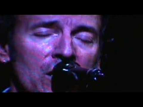 Bruce Springsteen & The E Street Band - Into The Fire