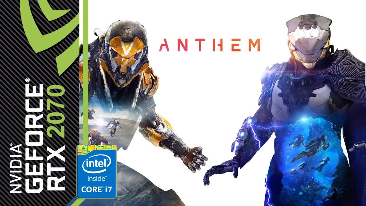 Anthem VIP Demo - Gameplay [RTX 2070 Intel i7 4790K]