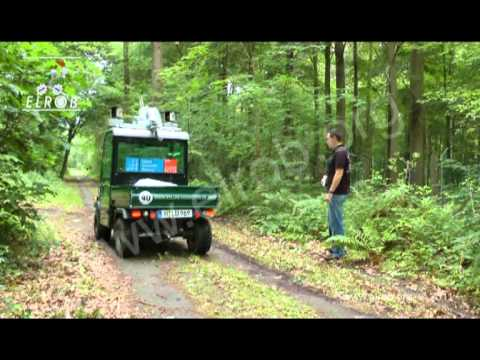 ELROB 2011 - Reconnaissance Approach Trial - University of Hannover - RTS-Hanna