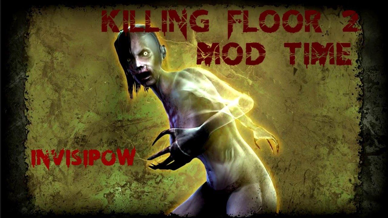 Killing Floor Qhd Wallpaper: Killing Floor 2 Mod Time! Invisipow