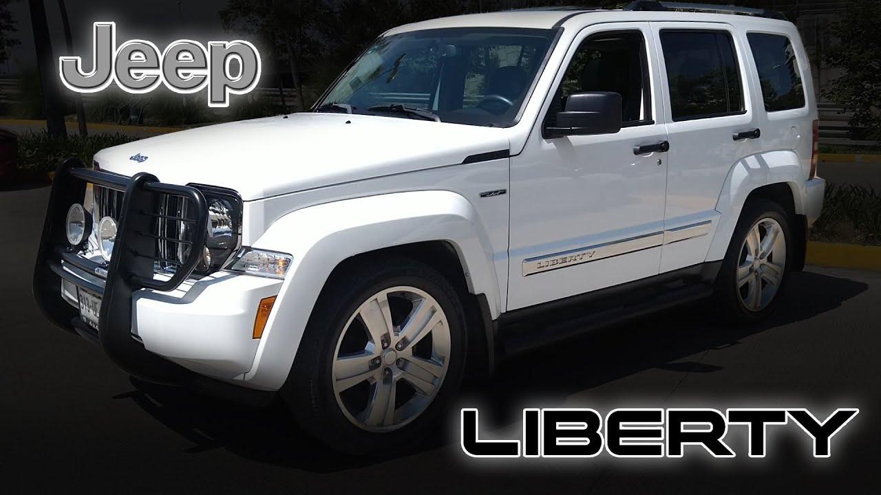 Jeep Liberty (KK) - Reseña