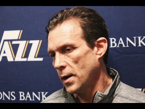 Quin Snyder Raves About Donovan Mitchell