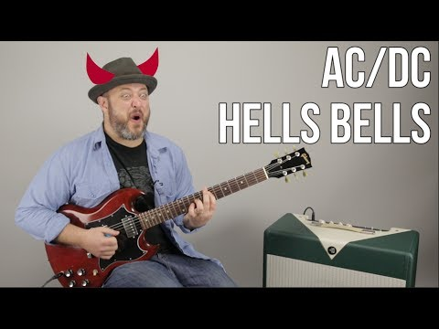 ACDC Hells Bells Guitar Lesson