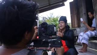 DI BALIK LAYAR | VIDEO CLIP HULUBALANG KUCING ITAM - BUJANG SIAL