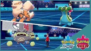 Pokémon Sword & Shield - Multi Battle W/viewers