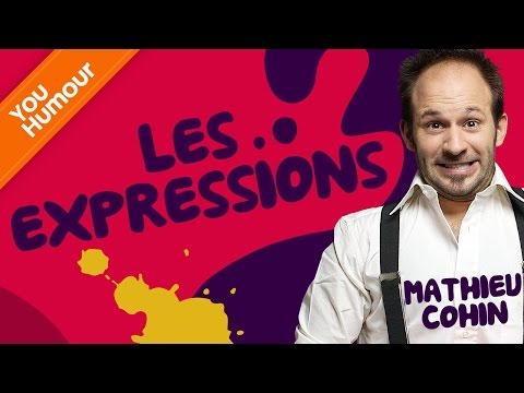 MATHIEU COHIN - Les expressions