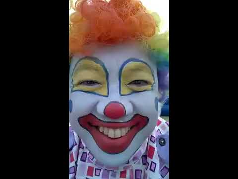 Partyland Alkhobar:  Clown Magician with Leo Daniel and Ray the clown