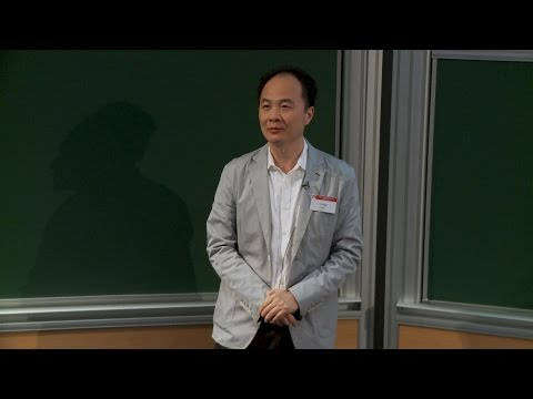 Hang LI - Building Better Connected World with Artificial Intelligence Technologies