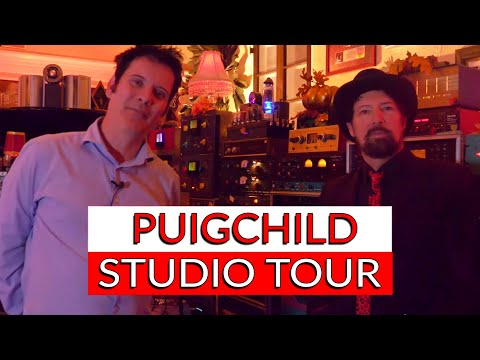 Puigchild Studio Tour with Jack Joseph Puig - Warren Huart: Produce Like A Pro
