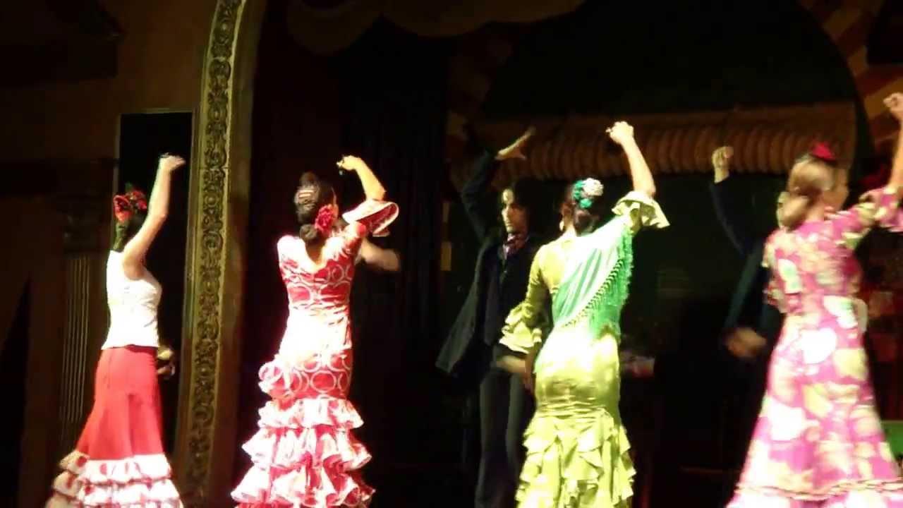 flamenco dance seville cultural capital of spain part 9 9