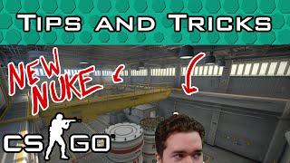 CSGO New Nuke Tips & Tricks