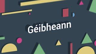 Géibheann - le Caitlín Maude