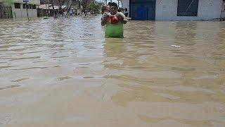 Peru sel felaketinin yaralarını sarıyor