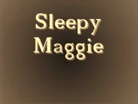 SLEEPY MAGGIE - fiddle & 12-string guitar (Drowsy Maggie)
