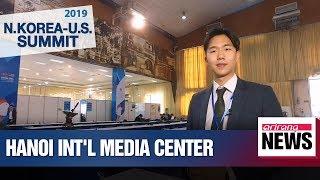 Hanoi International Media Center gears up for second N. Korea-U.S. summit