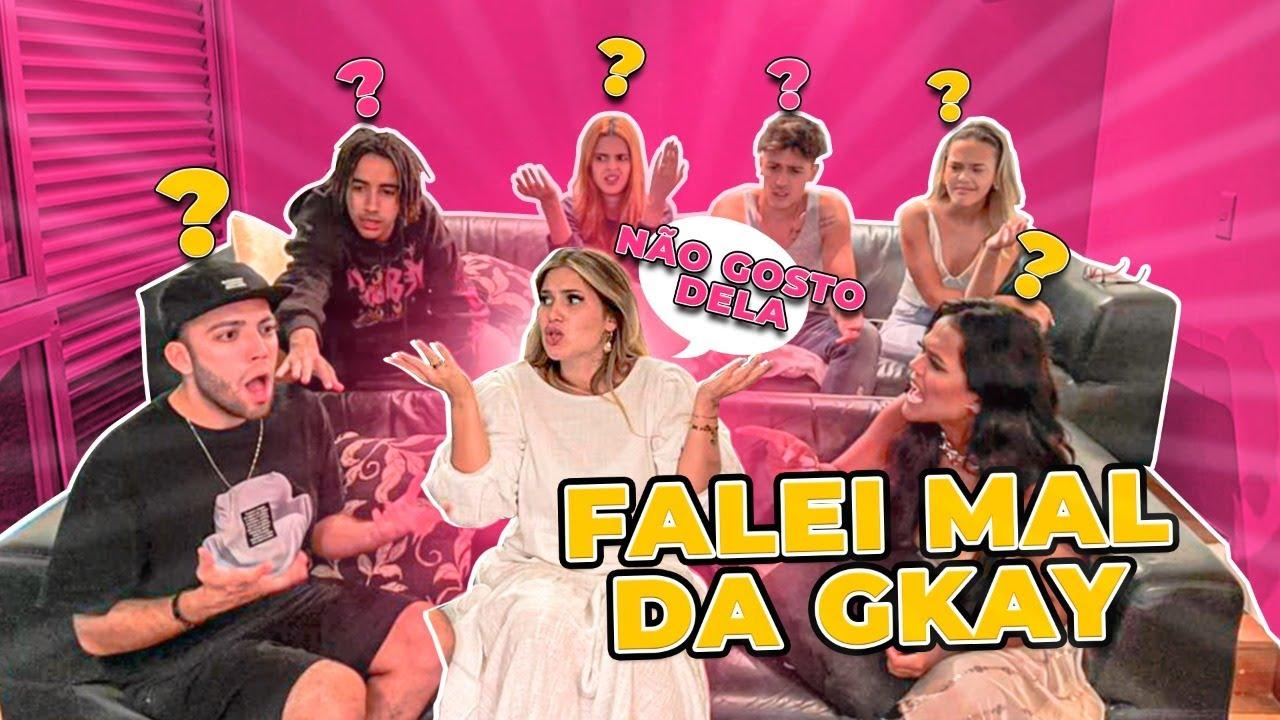 Download FALEI MAL DA GKAY PARA OS AMIGOS DELA!!