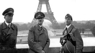 Вторая Мировая война - Блицкриг. Закат Европы