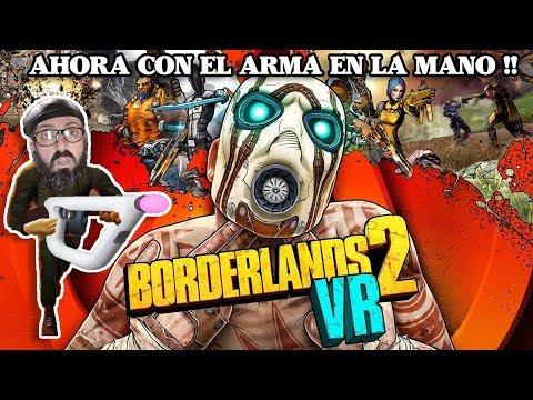 Probamos en BORDERLANDS 2 VR con el AIM CONTROLLER