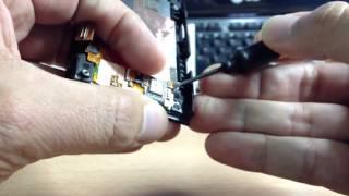 Cambiar táctil o LCD en Xperia® U