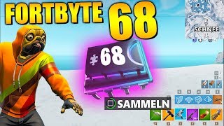 Fortnite Fortbyte 68 📚 Bookstore | All Fortbyte Places Season 9 Utopia Skin English