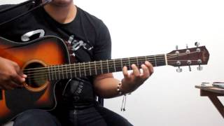 Guitarra Video Tutorial - Shape Of My Heart - Sting