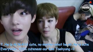 Video 7 REASONS WHY KIM TAEHYUNG IS THE CUTEST HUMAN ON EARTH download MP3, 3GP, MP4, WEBM, AVI, FLV Oktober 2018