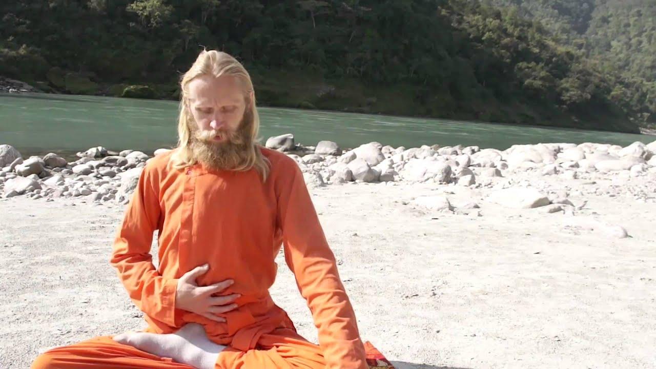 Step 5. Breathe to improve meditation!