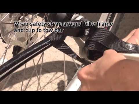 hook up burley to bike