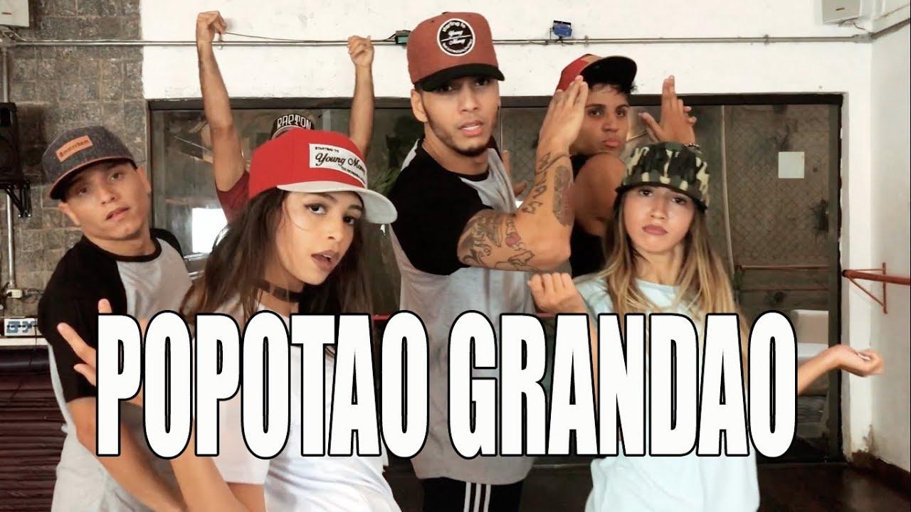 Popotão Grandão - MC Neguinho do ITR (COREOGRAFIA) Cleiton