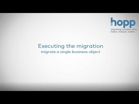 Data Migration - Executing Migration