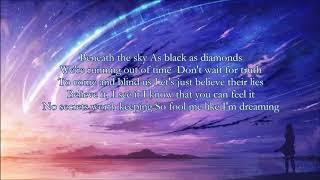 Darkside   Alan Walker Cover By Sapphire Lyrics