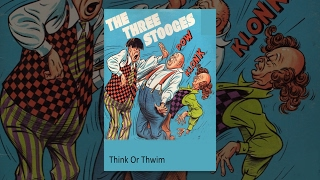 The new Three Stooges: Think Or Thwim