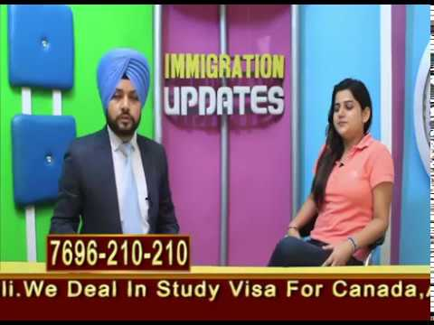 Education Abroad Consultants || Immigration Updates || Wanton Productions || 1 Sept.2017