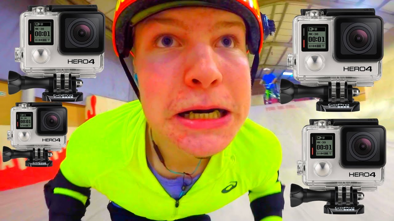 GoPro Scooter Tricks 2016 FULL HD BACKFLIPS Amp FAIL