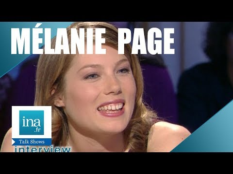 Mélanie Page : l'interview