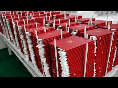 Precious Paper: Commencement and the MIT Diplomas
